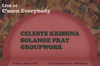 Celeste Krishna, Solange Prat, Groupwork