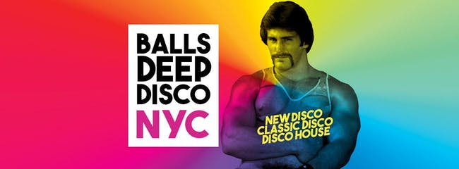 Balls Deep Disco with special guest JKriv