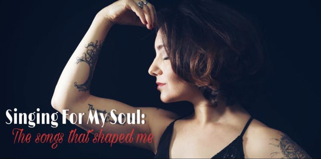 Melissa Harding - Singing For My Soul: The Songs That Shaped Me