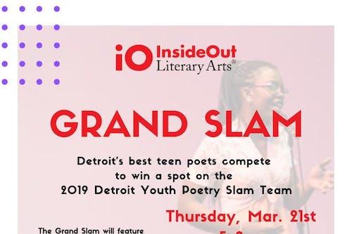 InsideOut Literary Arts Grand Slam