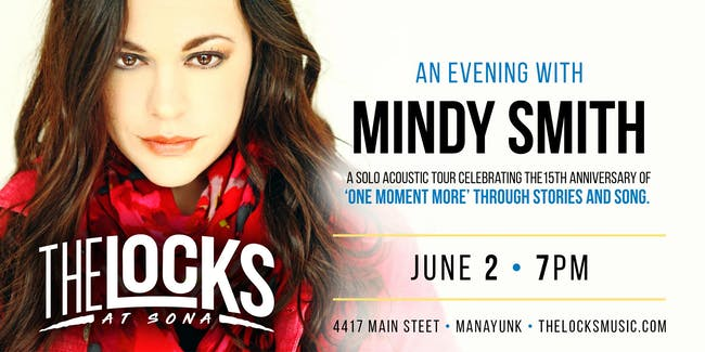 An Evening with Mindy Smith