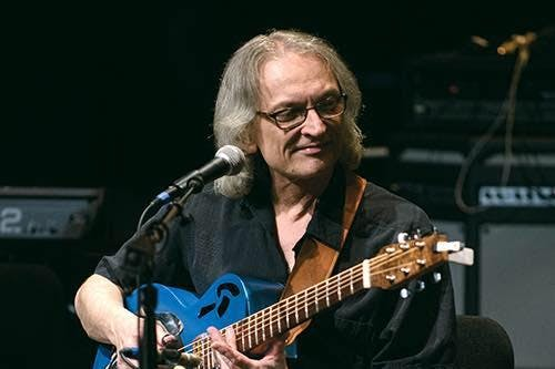 Sonny Landreth with the Dust Devil Choir