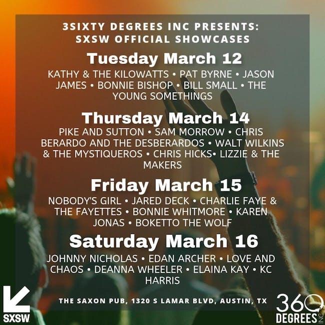 SXSW March16th