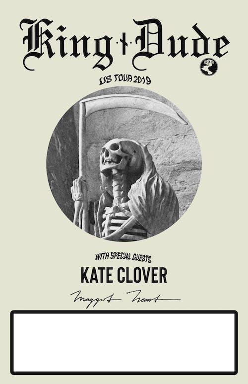 King Dude, Kate Clover, Maggot Heart