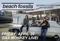 Beach Fossils •  George Clanton •  Why Bonnie