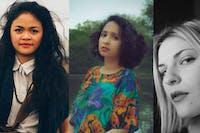 Pam Reyes, Tiff Ortiz, Julie Hanse