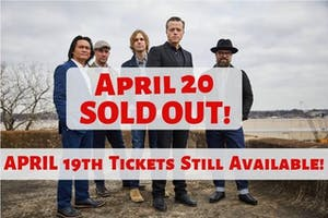 Jason Isbell and The 400 Unit with Son Volt