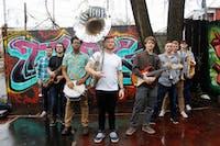 Big Boy Brass Album Release Show