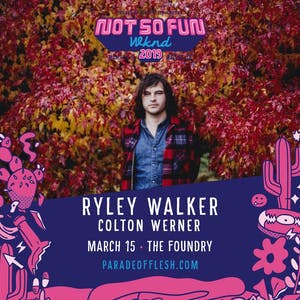 NSFWknd: Ryley Walker • Colton Venner