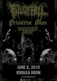 Full of Hell, Primitive Man, Genocide Pact in Room