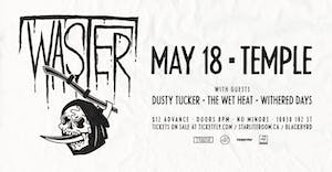 Waster w/guests Dusty Tucker & More