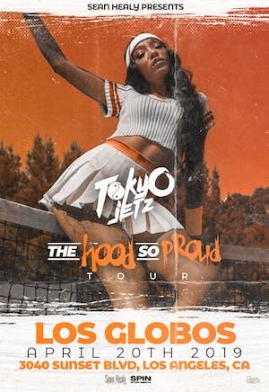 Tokyo Jetz at Los Globos on April 20th!