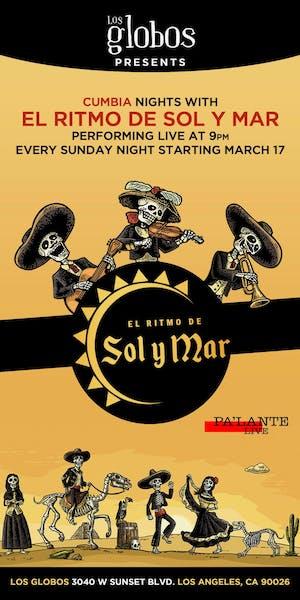 Pa Lante Live! present el Ritmo de Sol y Mar