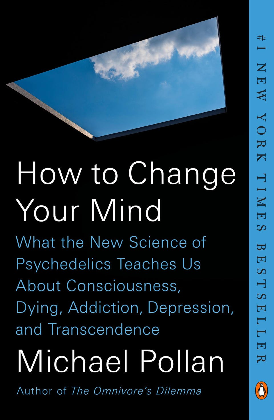 How to Change Your Mind: A Conversation with Michael Pollan Second Seating!
