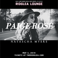 Paige Rose, Natascha Myers in the Lounge