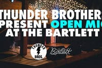 Thunder Brothers Open mic