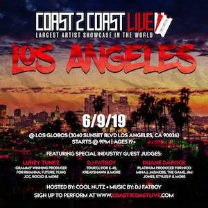 Coast 2 Coast LIVE | Los Angeles Edition 6/9/19