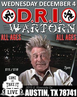 D. R. I.