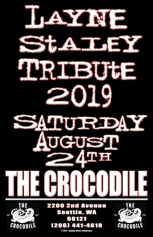 Layne Staley Tribute 2019