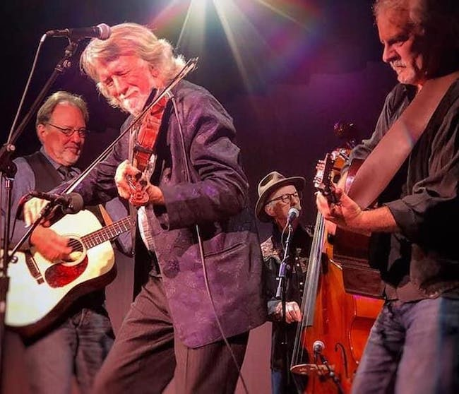 John McEuen and The String Wizards at the Folly Theater