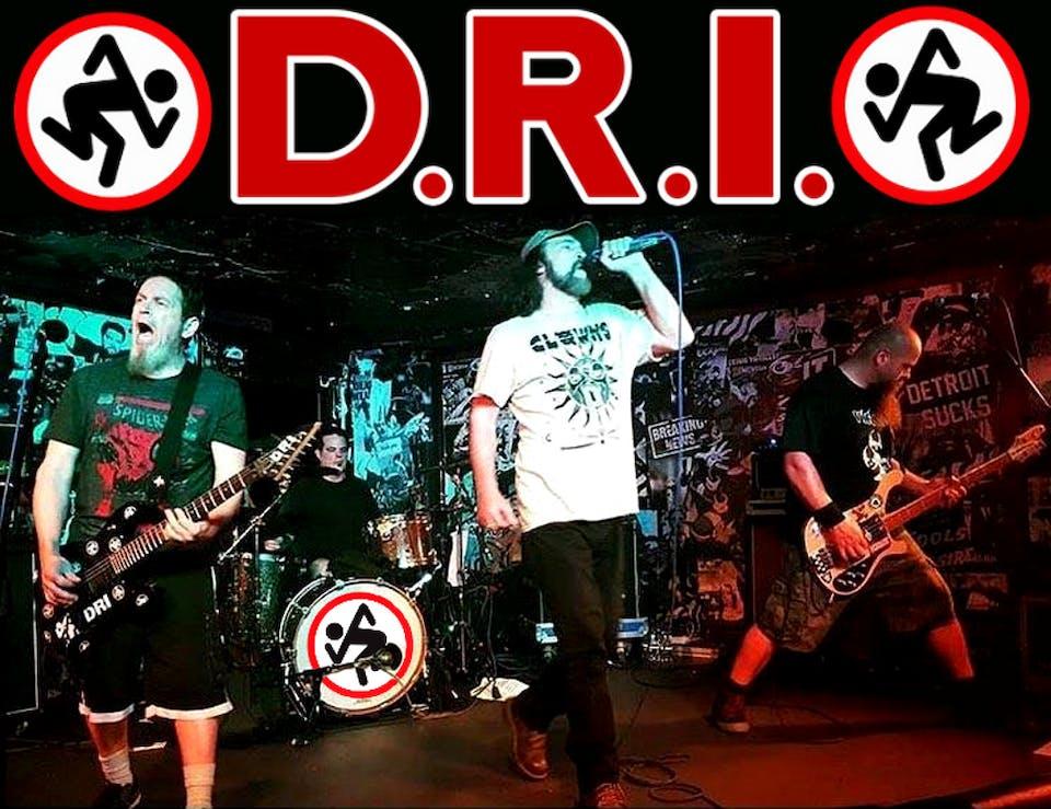 D.R.I