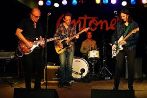 Antone's Big Trio (Denny, Sarah, Eve & The Kellers) with The Ruins