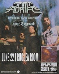 Spirit Adrift (members of Gatecreeper), High Command in the Room