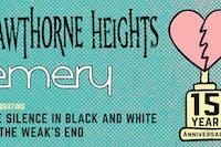 Hawthorne Heights & Emery @ 20th Century Theater (6/6)