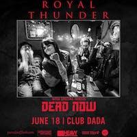 Royal Thunder • Dead Now