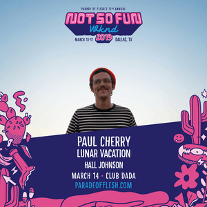 NSFWknd: Paul Cherry • Lunar Vacation • Hall Johnson