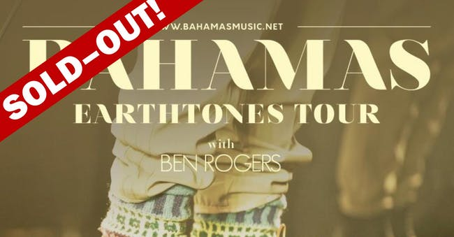 BAHAMAS SOLD-OUT!