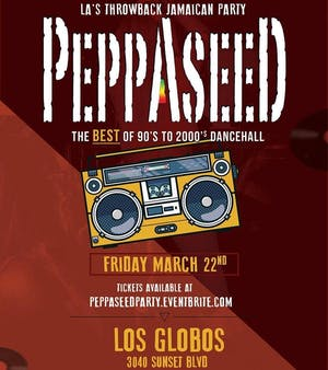 Peppaseed: LA's Throwback Jamaican Party