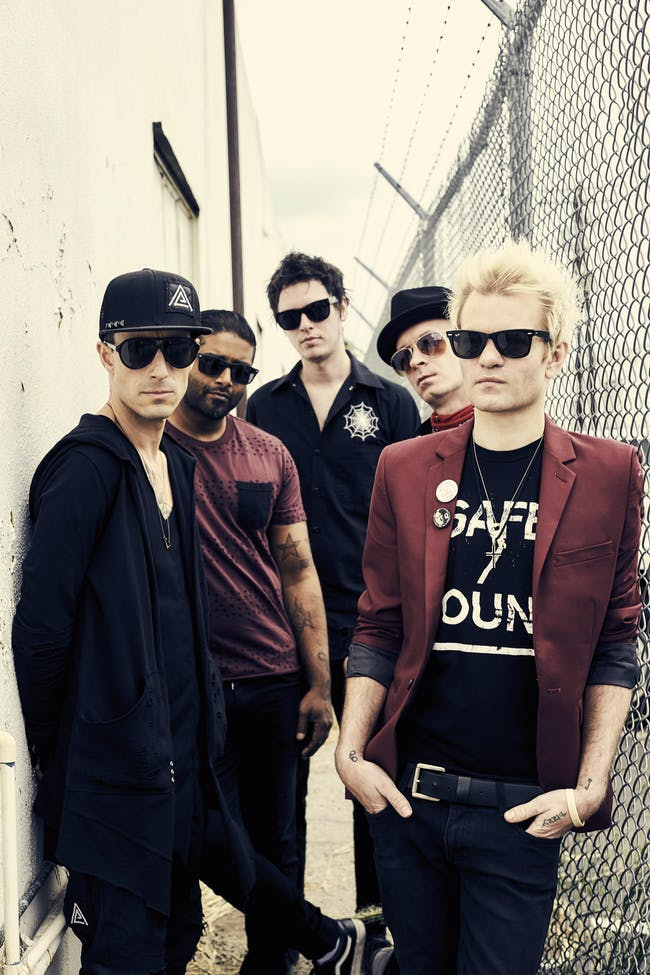 Sum 41: No Personal Space Tour