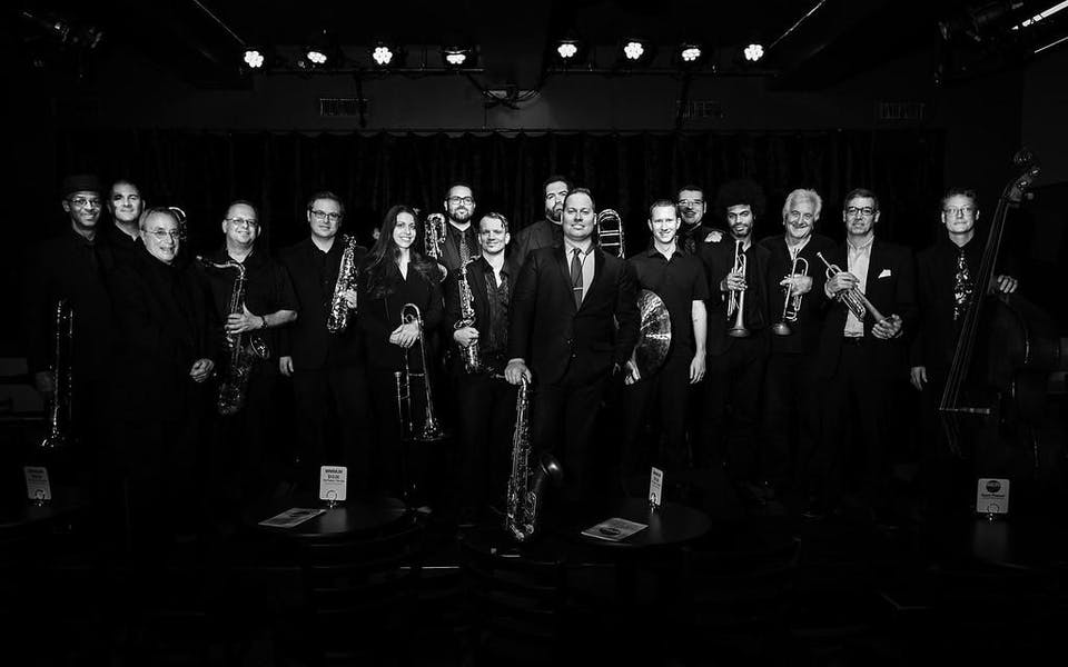 The Birdland Big Band