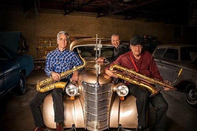 Texas Horns featuring Derek O'Brien & Nick Connolly plus Bill Carter