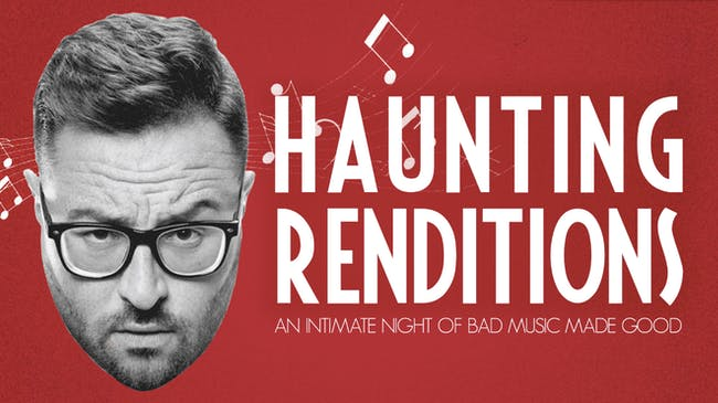 CANCELLED: Eliot Glazer's Haunting Renditions