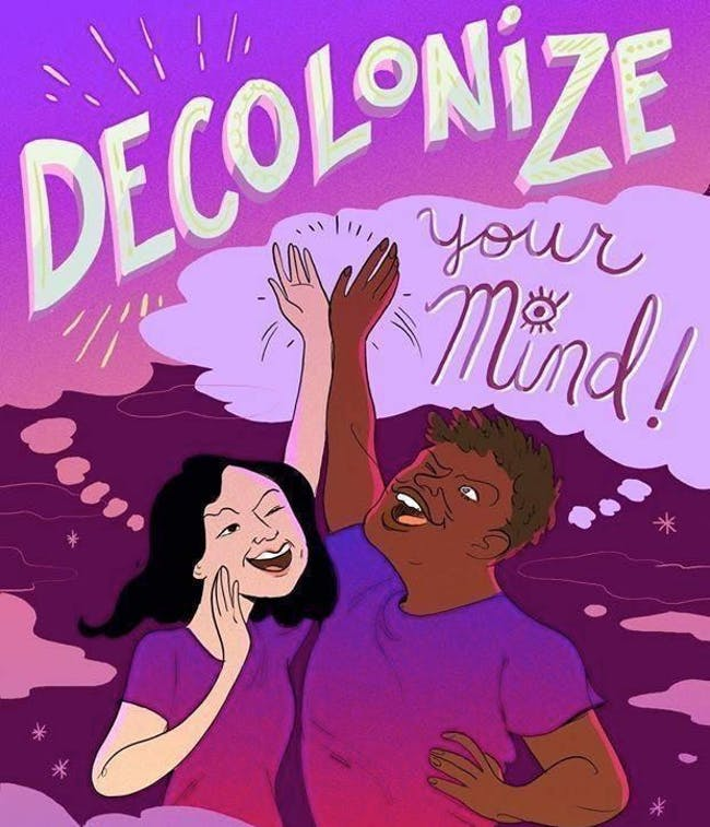 Decolonize Your Mind