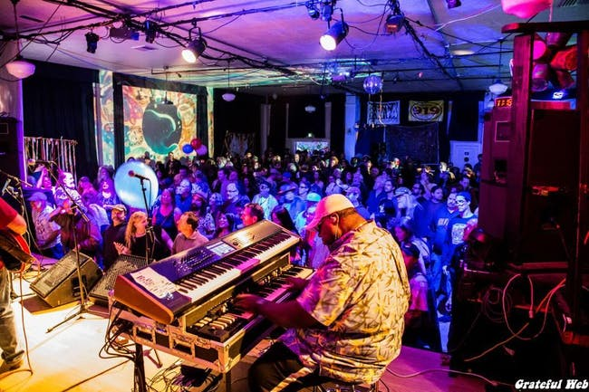 An Evening with Terrapin Flyer ft. Melvin Seals