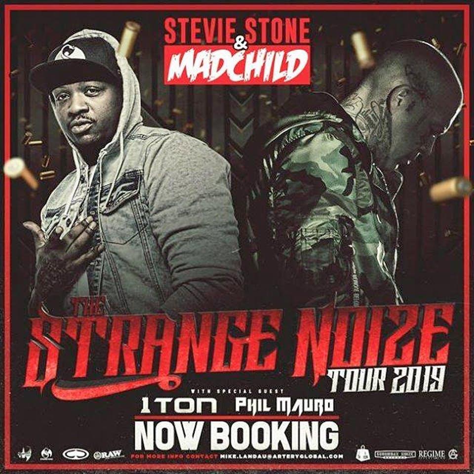 Stevie Stone x Madchild