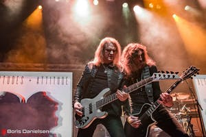 Altitudes & Attitudes (F. Bello Anthrax + D. Ellefson Megadeth)