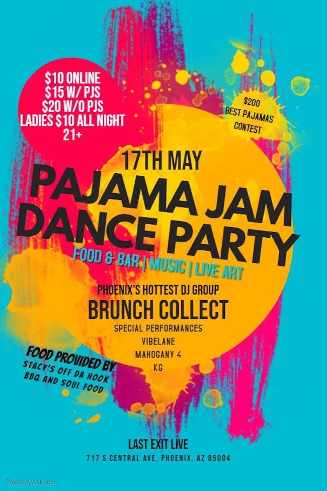 Vibe Pajama Jam Dance Party
