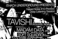 Tavishi, Madamdata, Soft Squadron, Glitter Skulls x bit rot, CHRMSM