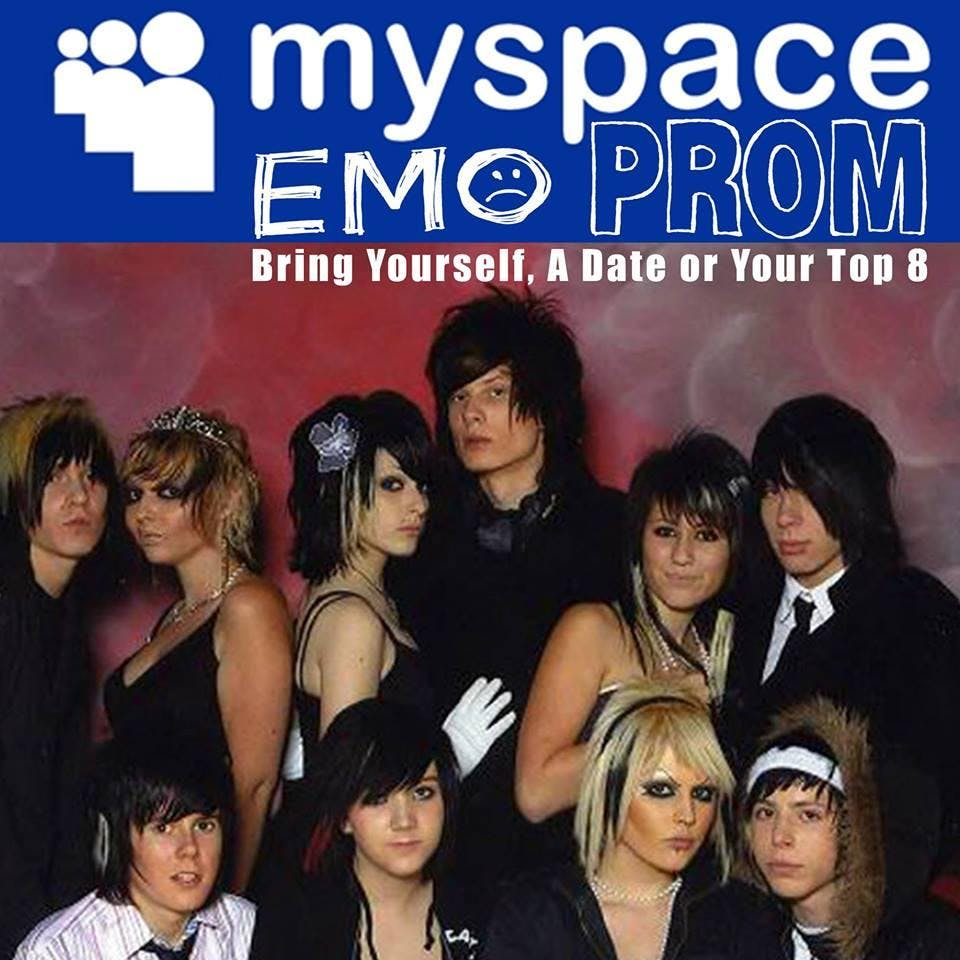 My Space EMO Prom