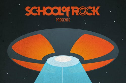 School of Rock Seattle Performs: ELECTRIC LIGHT ORCHESTRA