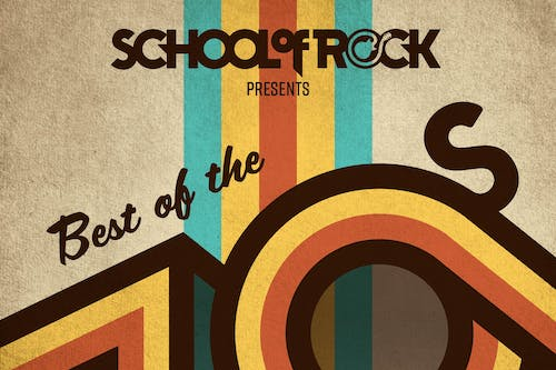 School of Rock Seattle Performs: BEST OF THE 70'S