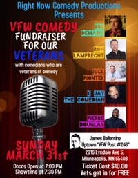 VFW Stand Up Comedy Fundraiser for Our Veterans