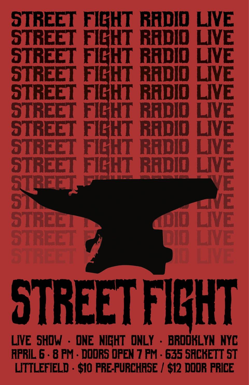 Street Fight Radio: Live