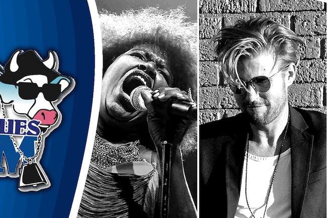 Greeley Blues Jam - Friday Night Kick-Off Party at Moxi Theater