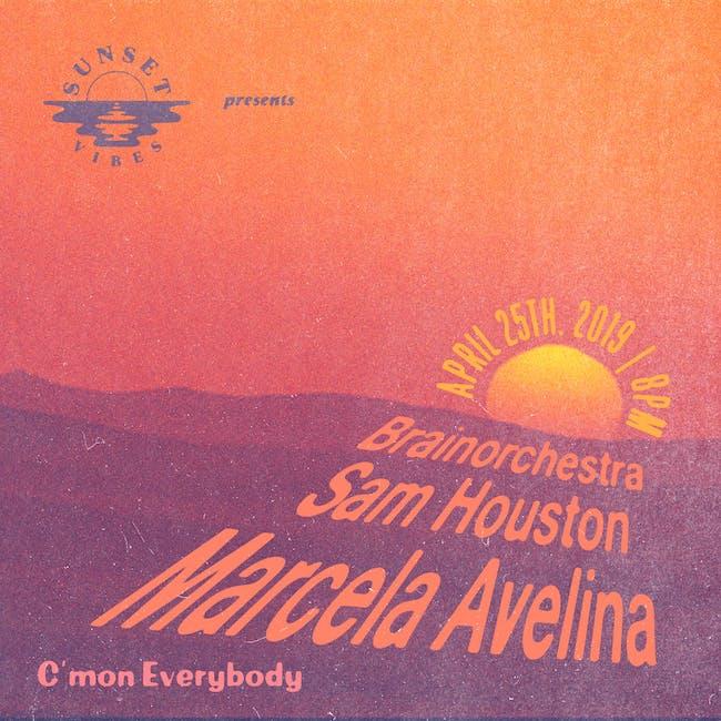 Marcela Avelina, Sam Houston, Brainorchestra