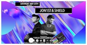 May.25th UBK Presents... Jon1st & Shield LIVE